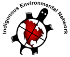 Indigenous Environmental Network logo