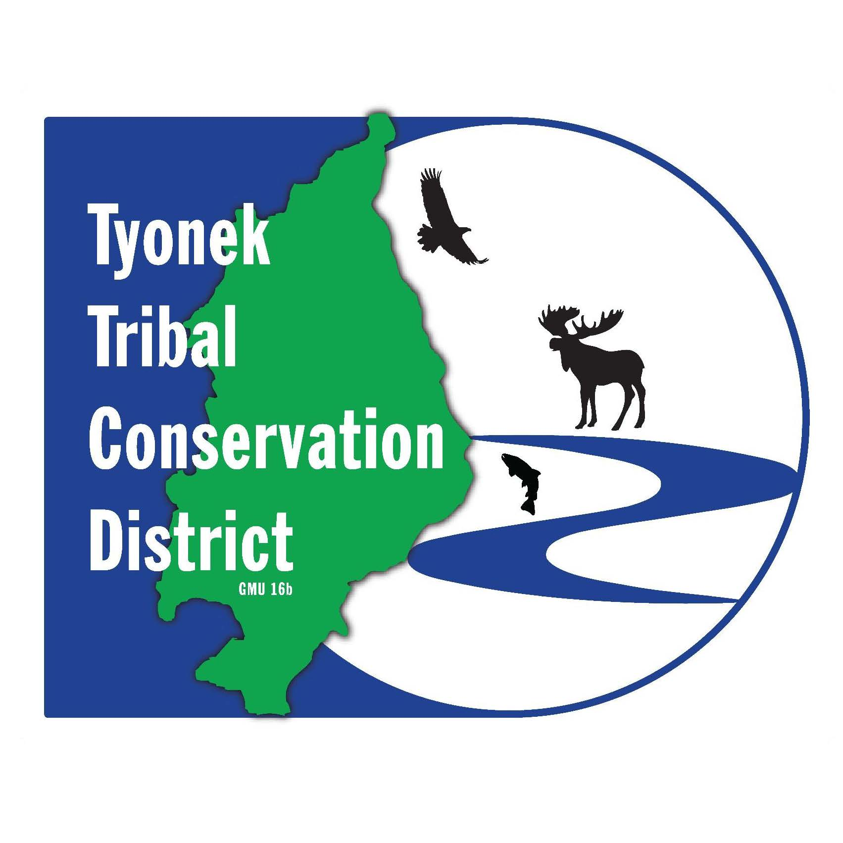 Tyonek Tribal Conservation District logo